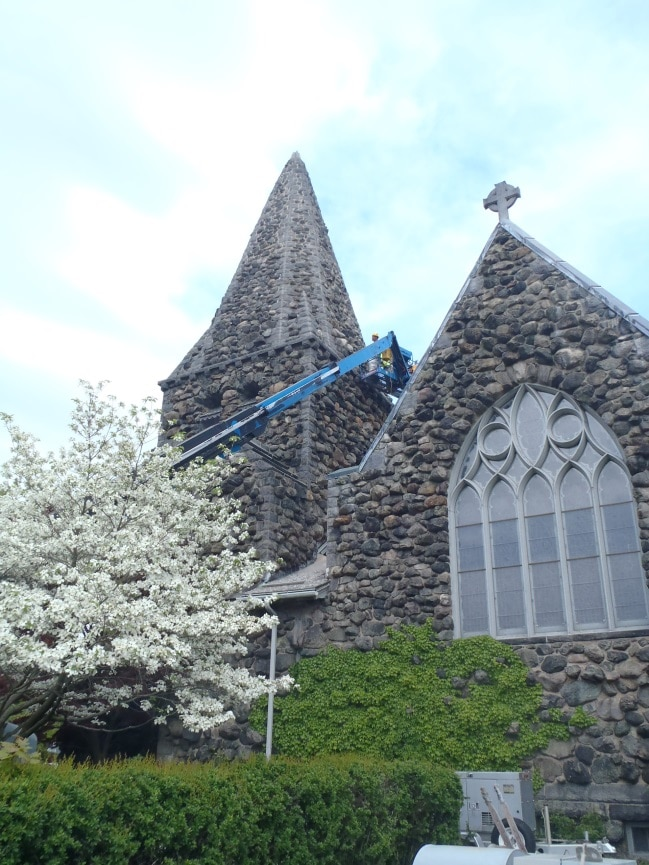 Divine Design:  Renovating and Preserving Historic Houses of Worship, Part III