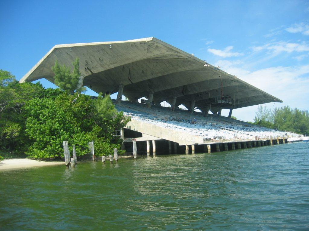 Evaluating the Conditions of the Miami Marine Stadium