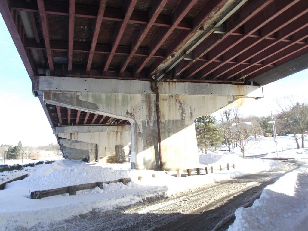 Membrane-level Drainage on Highway Bridge Decks