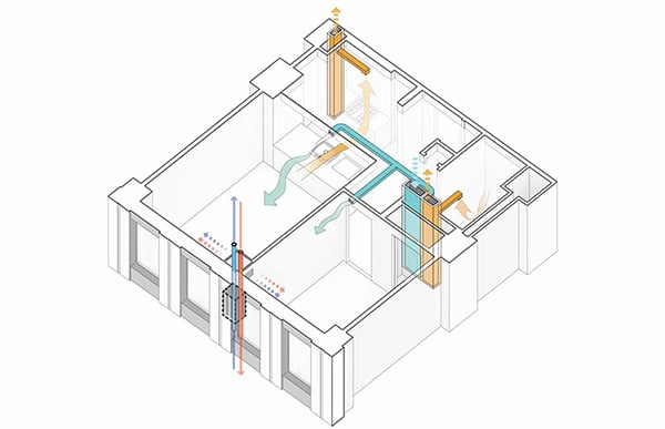 Tall Buildings in New York City Can Benefit from Passivhaus Design