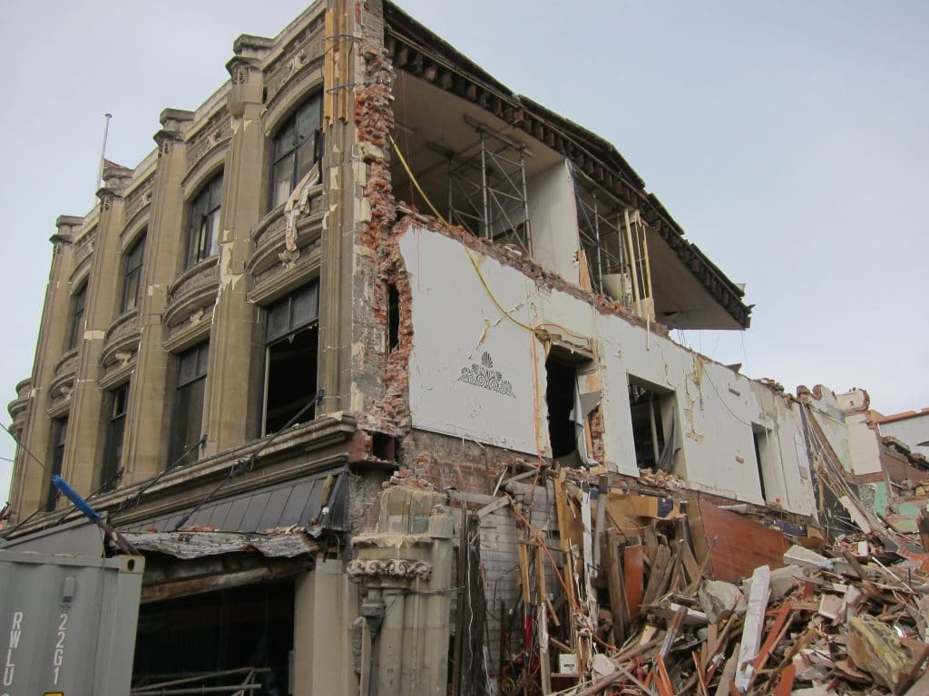 Functional Recovery and Seismic Vulnerability
