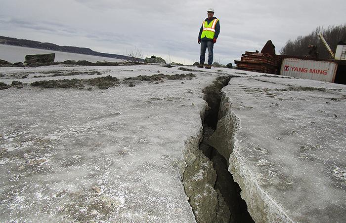 Earthquake Reconnaissance: 2018 Earthquake Near Anchorage, Alaska