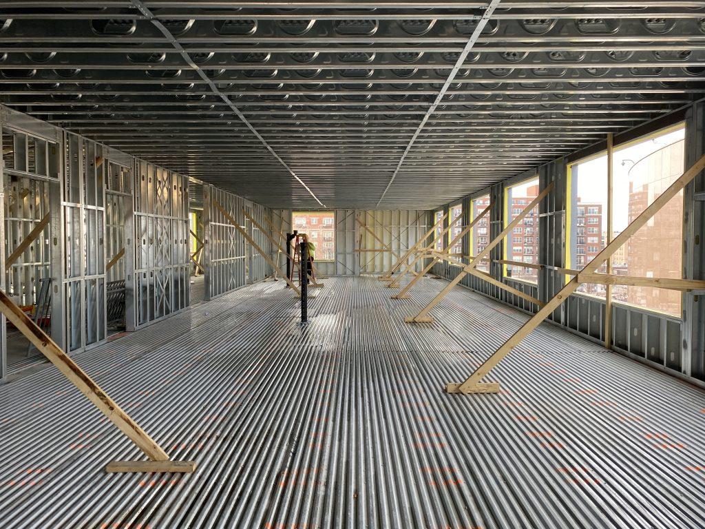 Steel Stud Bearing Walls