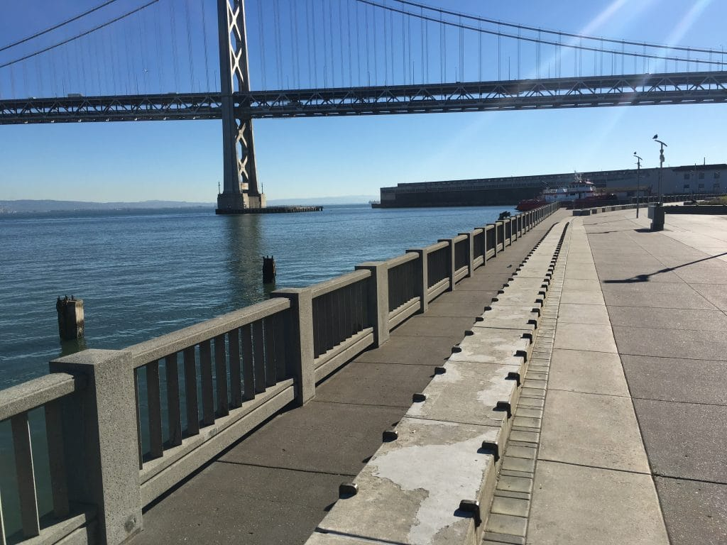 Seismic Fragility and Risk Assessment of Waterfront Structures at the Port of San Francisco