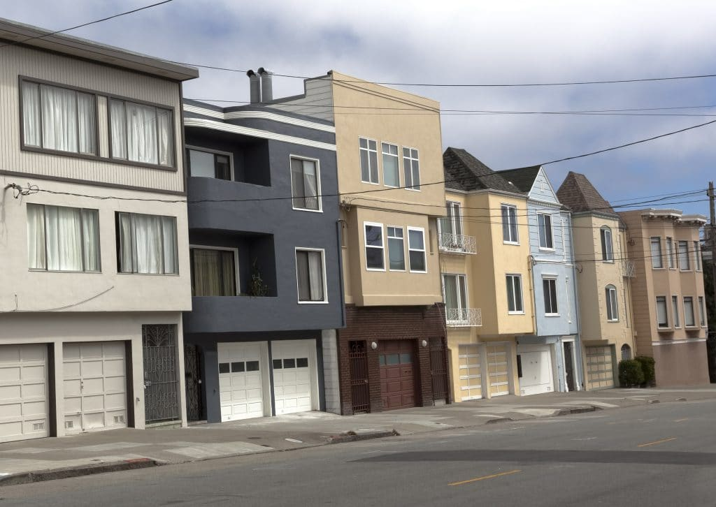 Bay area potential soft story