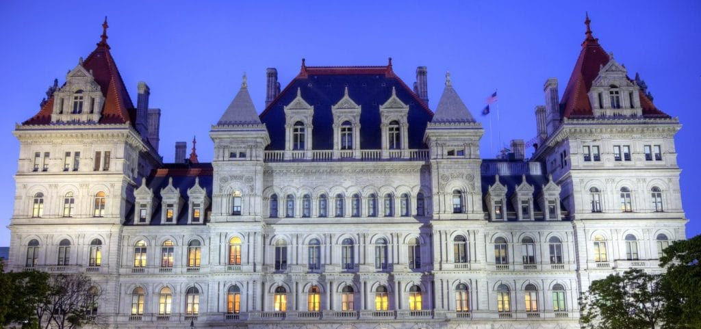 What's it Like to Work on a State Capitol?