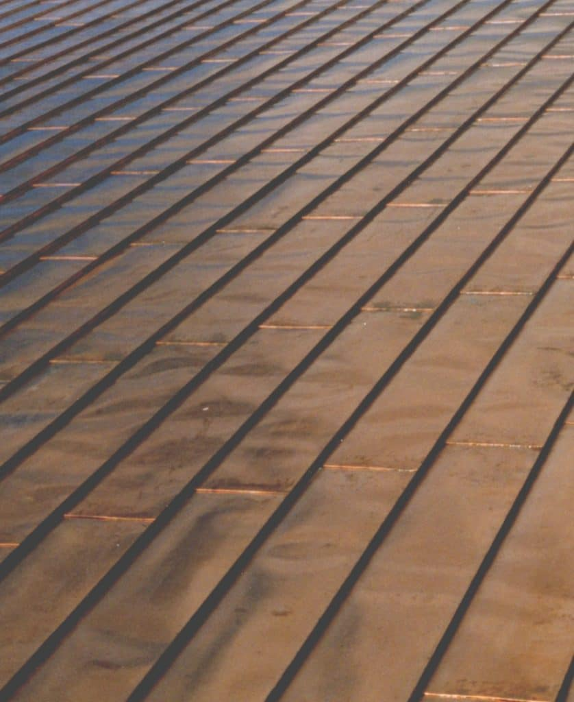Fully Soldered Metal Roofing: More Complicated Than You Think