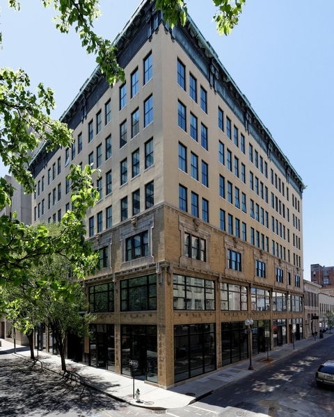 Parkway 301: Adaptive Reuse of the Shenandoah Building