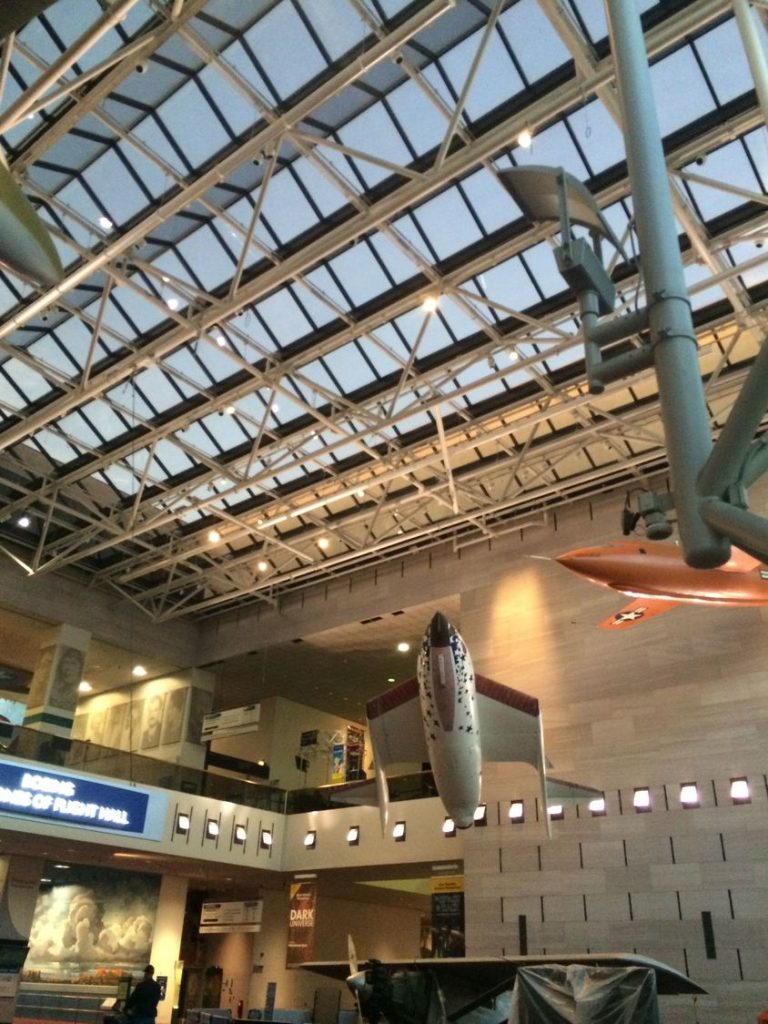 Combating Condensation at the National Air and Space Museum