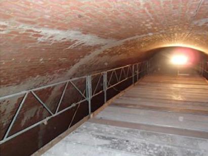 DC Water 22-Foot Brick Sewer Emergency Repair