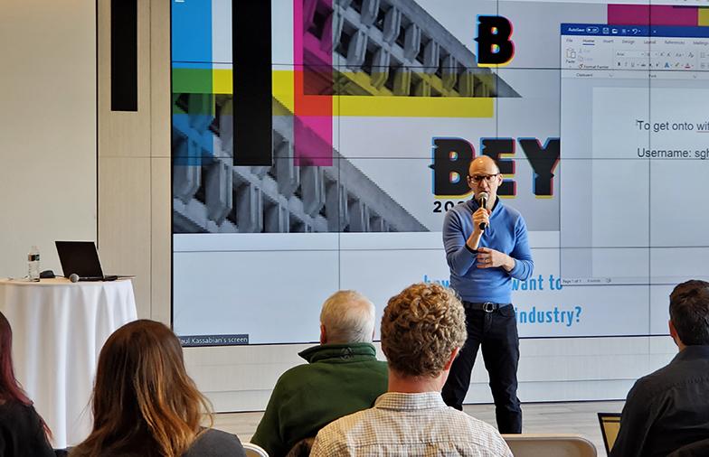 SGH Hosts BeyondAEC Hackathon and Symposium for Digital AEC Community