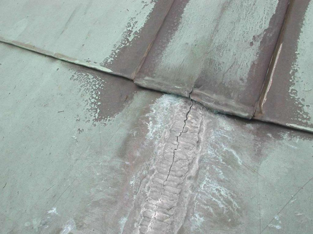 Cyclical Testing of Flat Lock Copper Seams