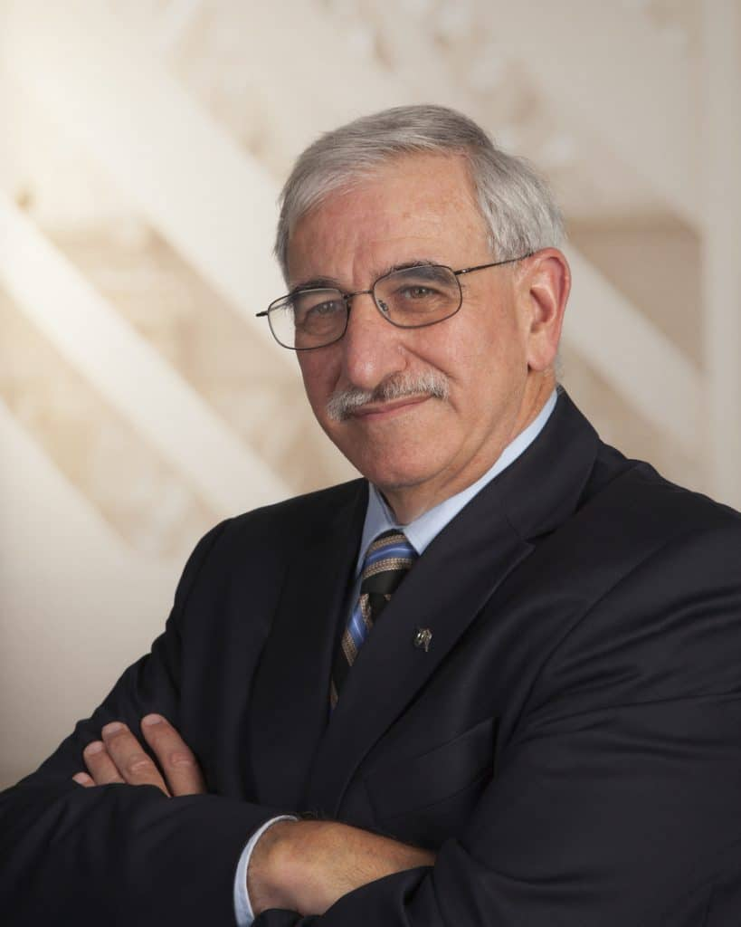 National Institute of Building Sciences Honors Ron Hamburger with Building Seismic Safety Council Leadership Award