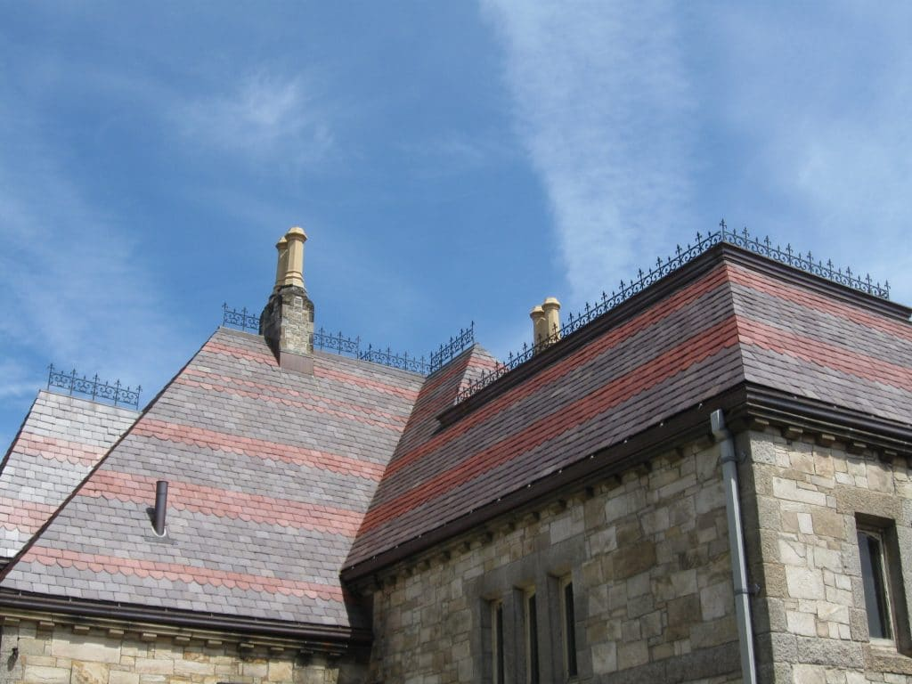 Designing for Long-Term Performance and Durability of Traditional Clay Tile and Slate Roofing