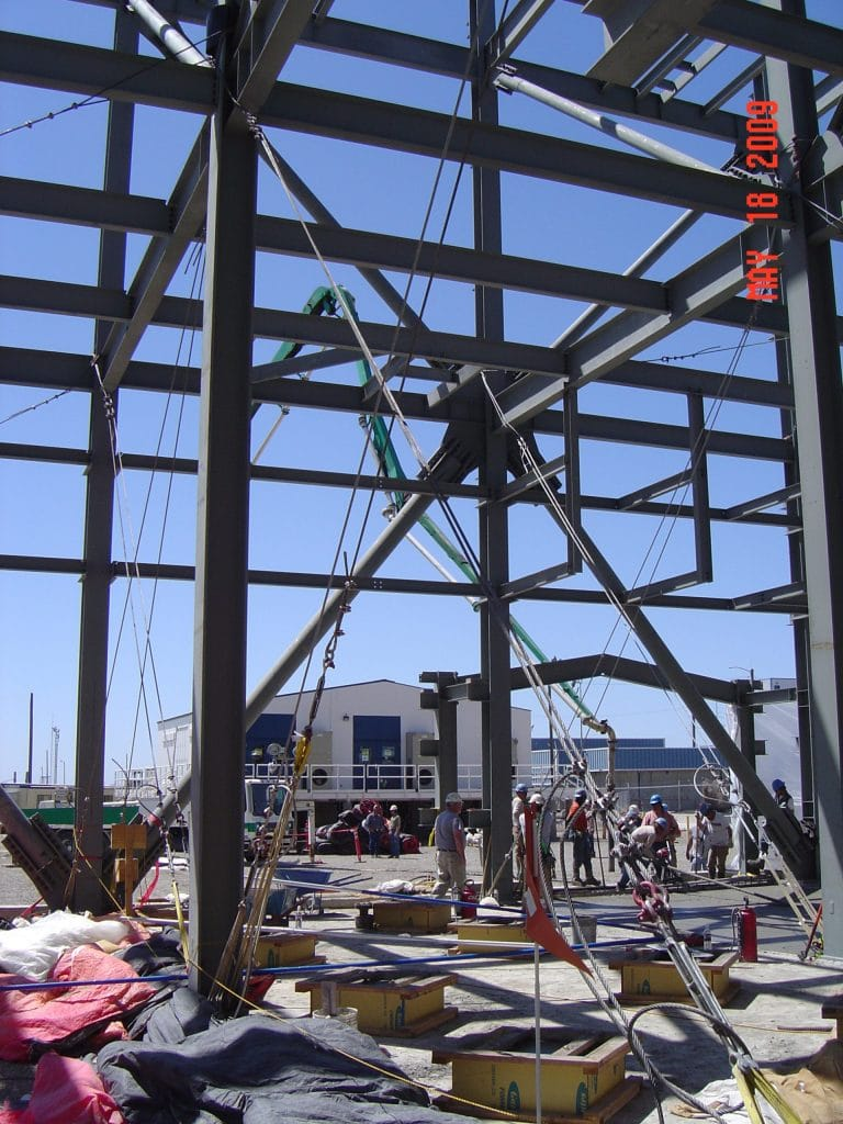 Temporary Bracing During Demolition and Erection: Not Just an Afterthought