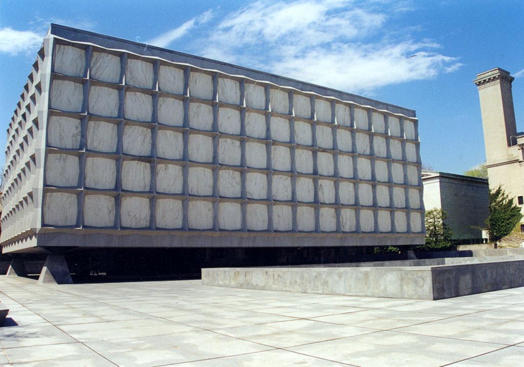 Yale University, Beinecke Library