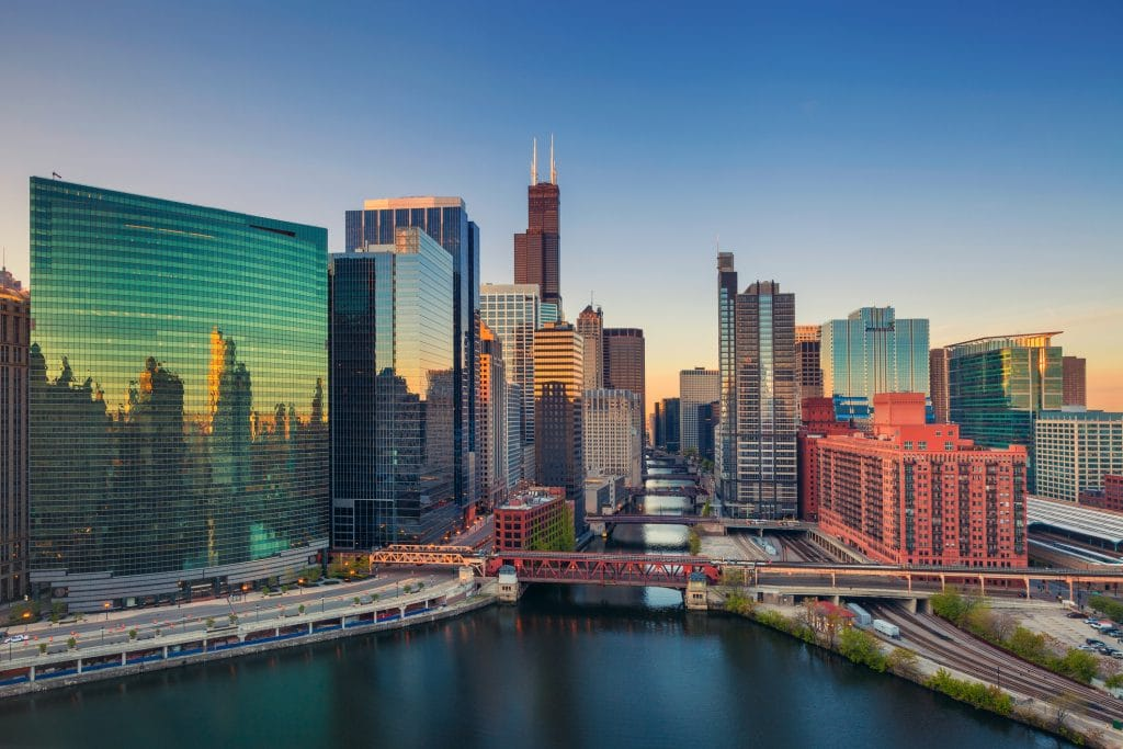 Chicago office opened