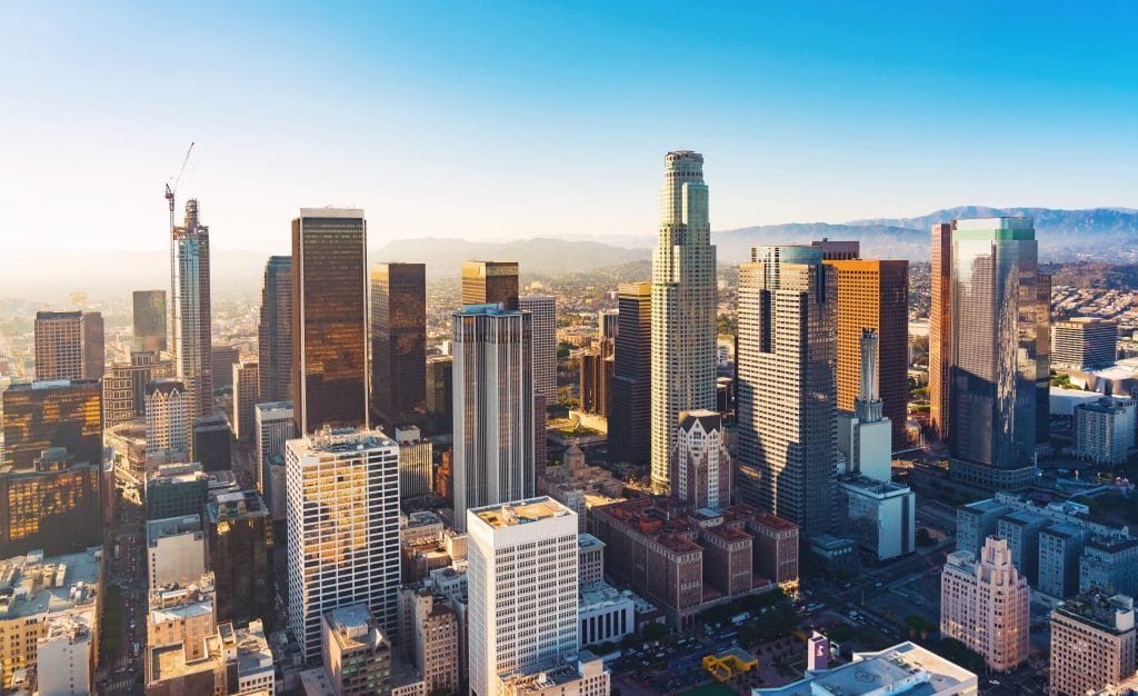 Los Angeles office opened
