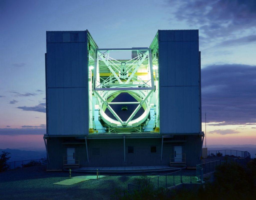 Smithsonian Multiple Mirror Telescope