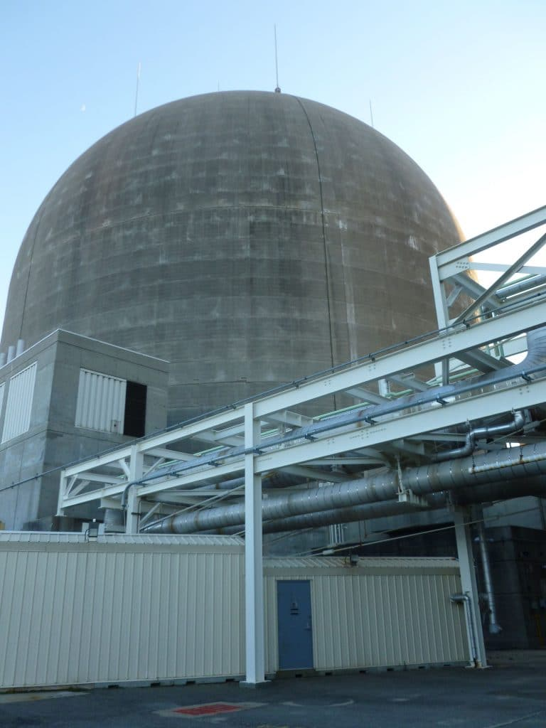 Seabrook Station Nuclear Power Plant