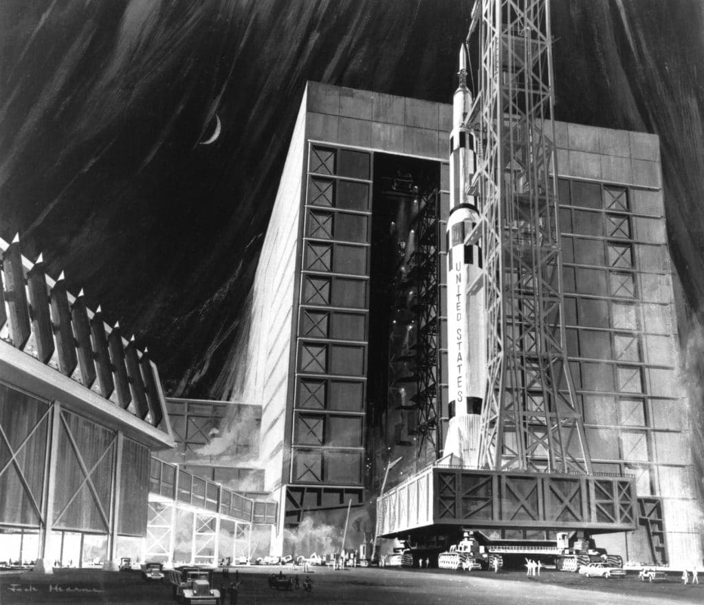 Vehicle Assembly Building, NASA