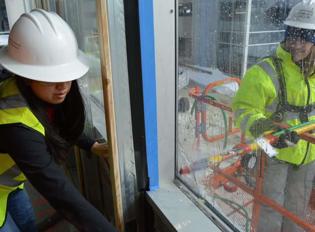 Multidisciplinary engineering services for new and existing building enclosures.
