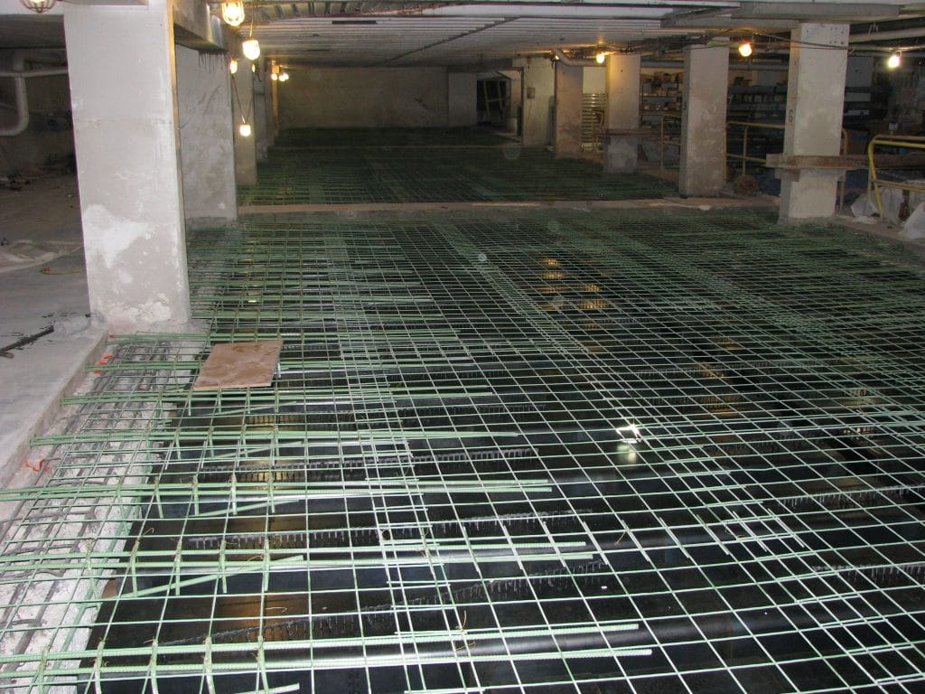 Concrete Repairs and Waterproofing at the Harvard Towers Parking Garage