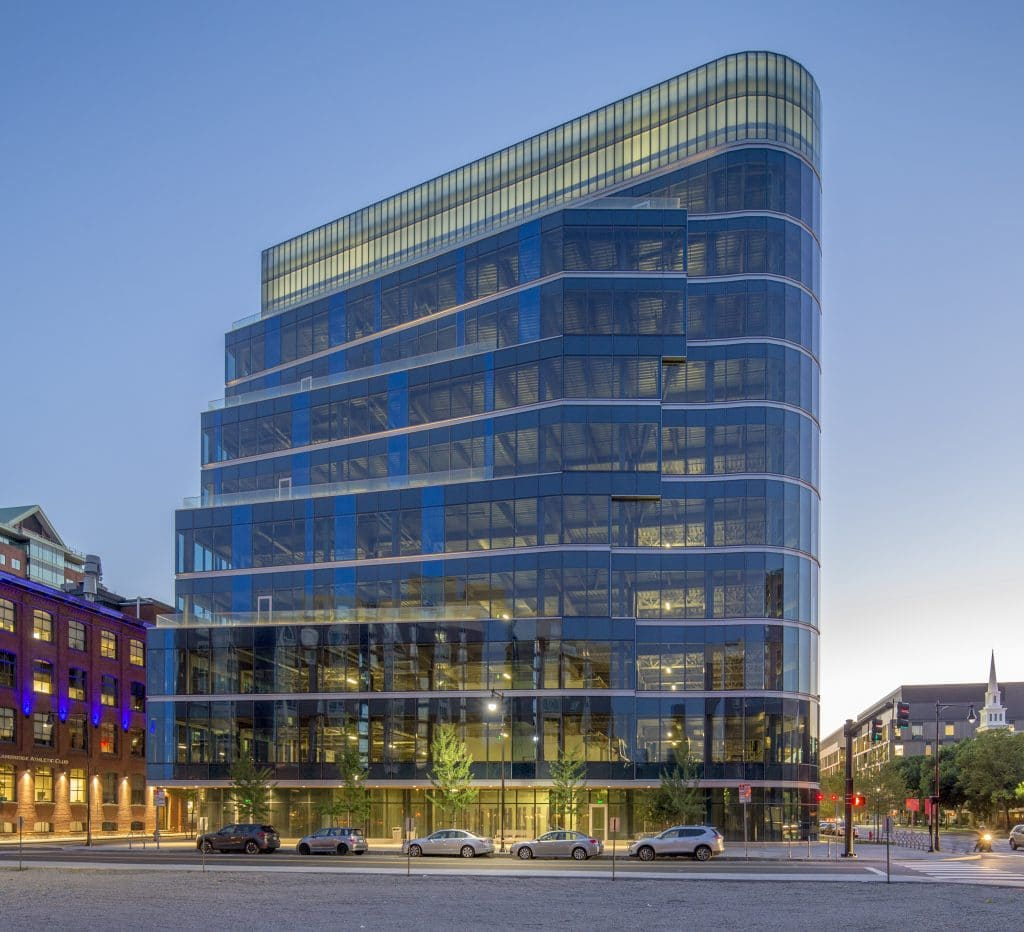 Innovating and improving buildings for public health.